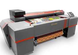 ECO friendly Digital Textile Printer with Pigment Ink