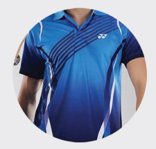 sports wear dye sublimation printing application
