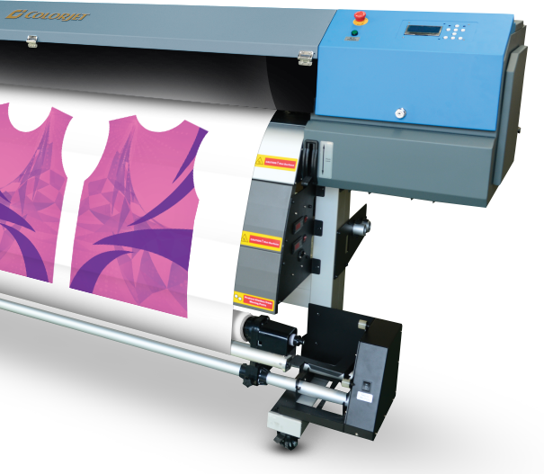 fabric printer features