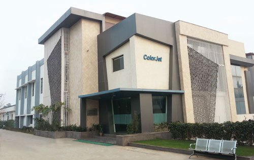 colorjet building