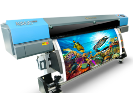High Quality Photoreal Eco Solvent Printer