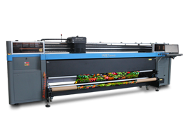 Grand Format Direct to Fabric Printer